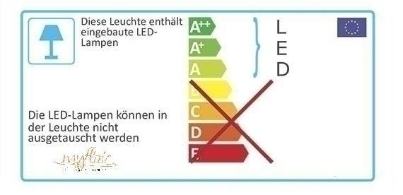 LED Laternen Teje, groß, blau antik